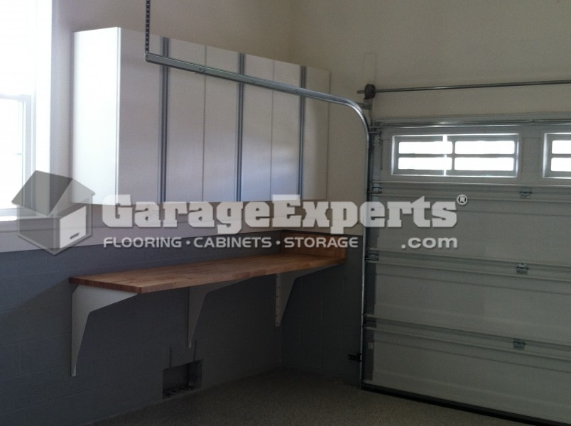 Garage Storage Cabinets And Countertops In Ocean City, MD