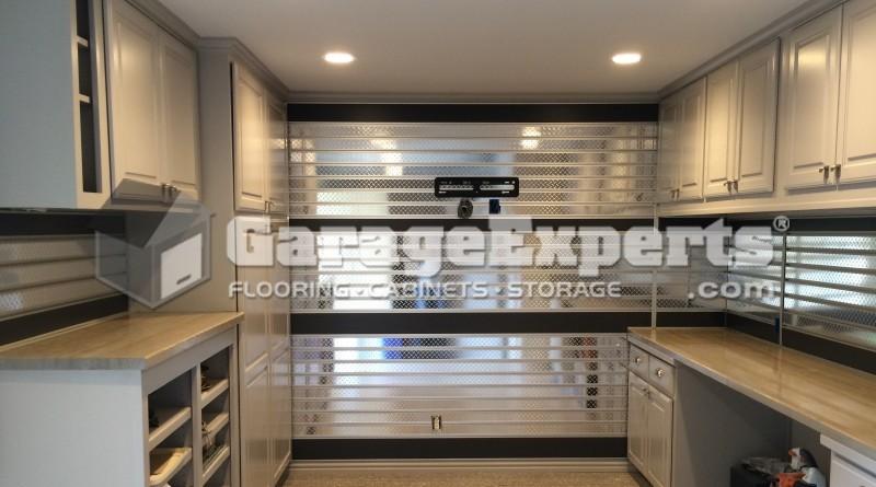 Charmant Garage Storage Slatwall Dallas TX