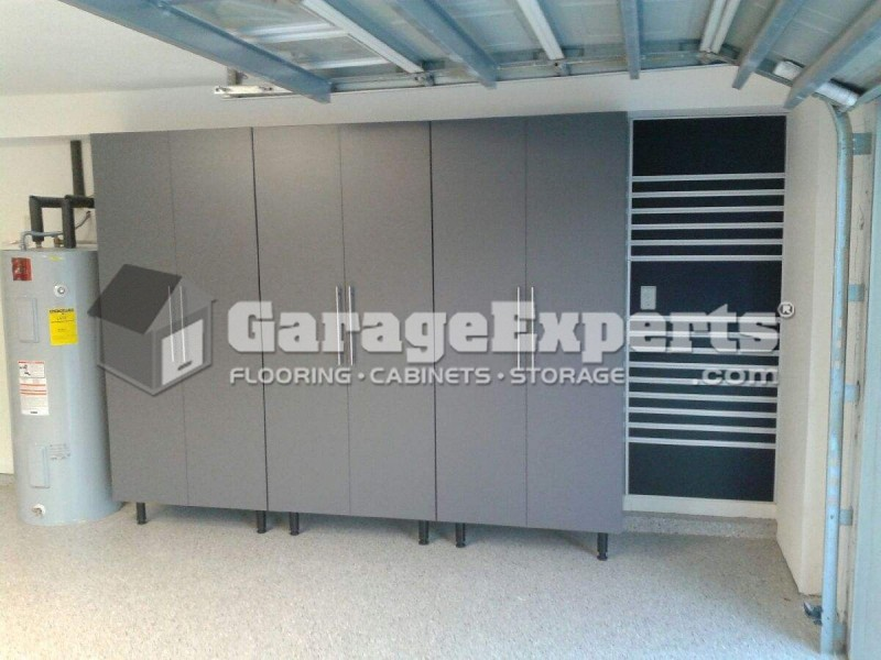 Orlando and central florida garage experts recent garage for Maximize garage storage