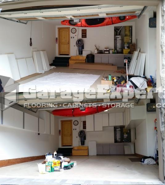 El dorado garage experts recent garage floor epoxy for Cabine el dorado