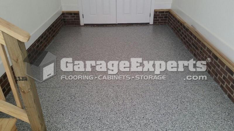 Huntersville Nc  Garage Floor Epoxy