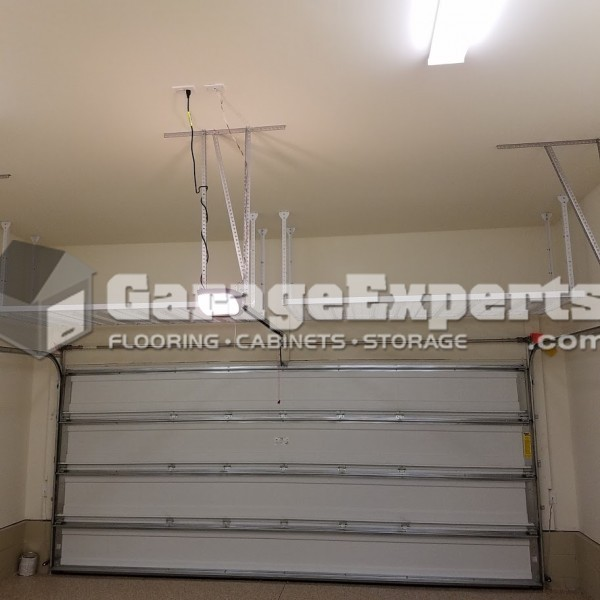 Overhead Storage In Holly Springs, NC