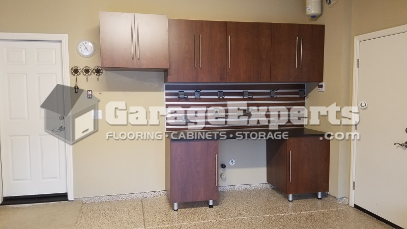El Dorado Hills / Folsom   Epoxy Floor U0026amp; Garage Storage