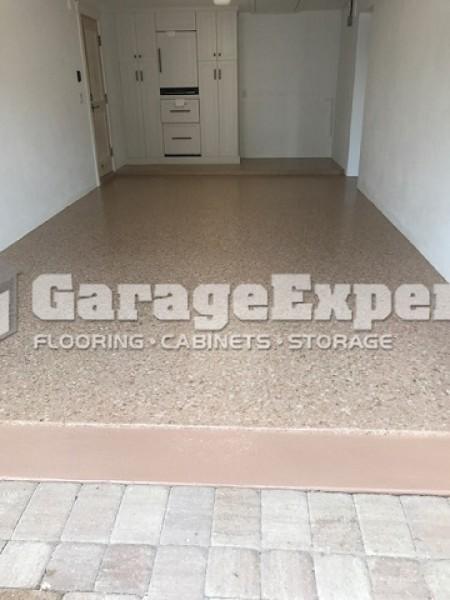 Garage Cabinets Installed On Boca Grande