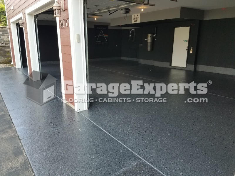 Epoxy Garage Floor   Shakopee, MN