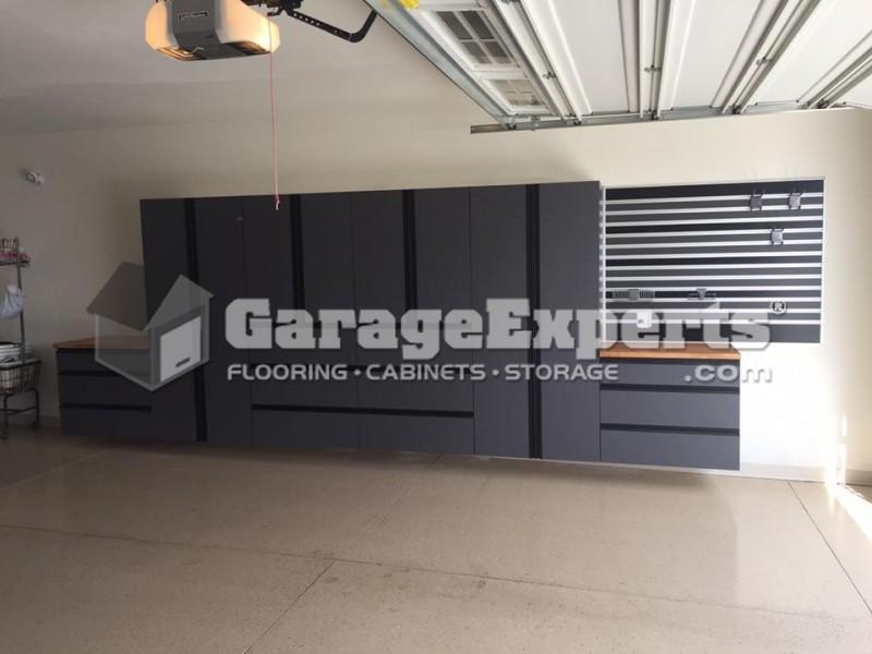 Merveilleux Garage Cabinetes Installed In Nampa, Idaho