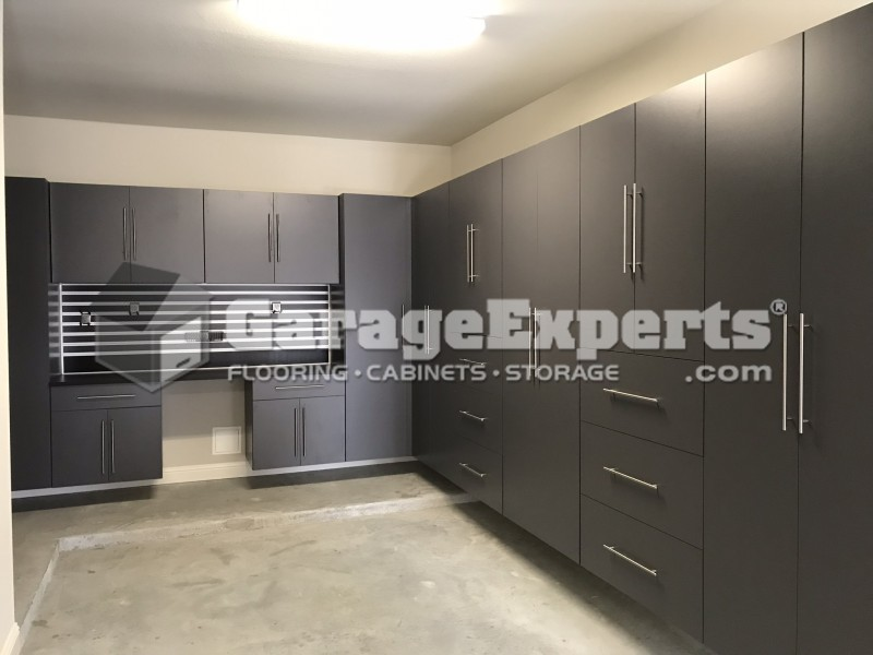 Awesome Recent Work Garageexperts Of Dallas Fort Worth Home Remodeling Inspirations Cosmcuboardxyz