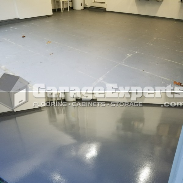 Garage FX Coating System installed in St. Mary's County