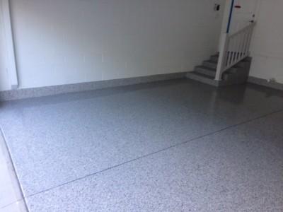 Garage Floor Coating, Celebration