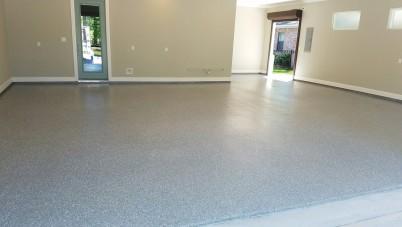 Garage Floor Done in Conroe, TX