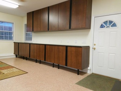Garage Storage Cabinets in St. Mary's County.
