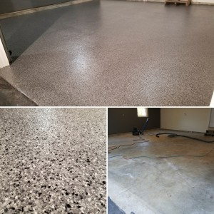 Garage FX Epoxy Coating Installed in Calvert County