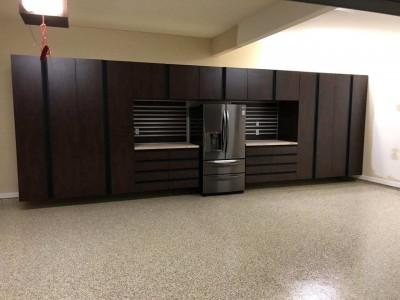 Custom Cabinet & Floor Package - Fairhaven Estates (Cypress, TX)