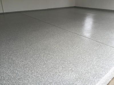 Epoxy Floor installed in Cincinnati
