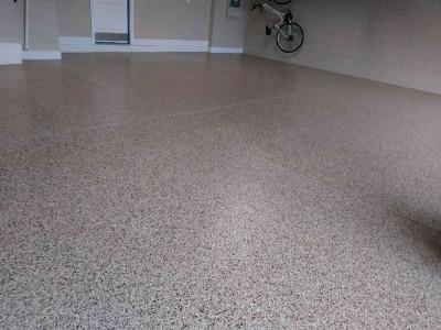 Garage Floor Coating, Apopka, Florida