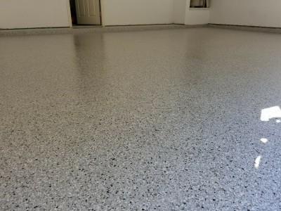 Epoxy Floor Coating installed in Arlington, TX