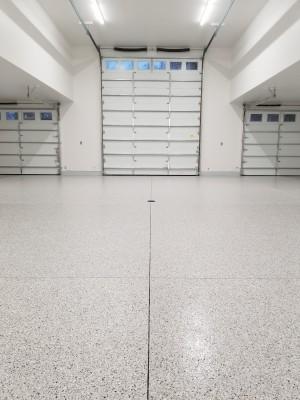 Epoxy flooring in Anchorage, AK